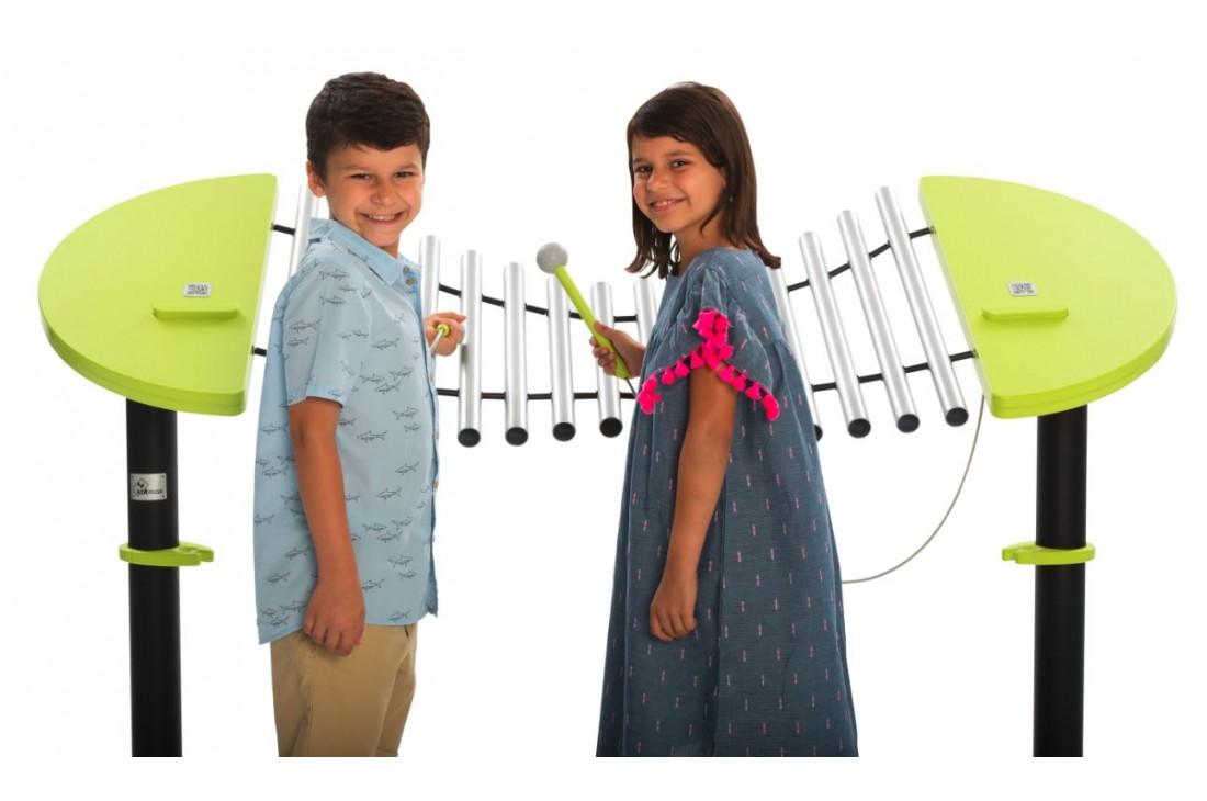 Marimba Calypso - Musical Instrument Inclusive Commercial Play Equipment