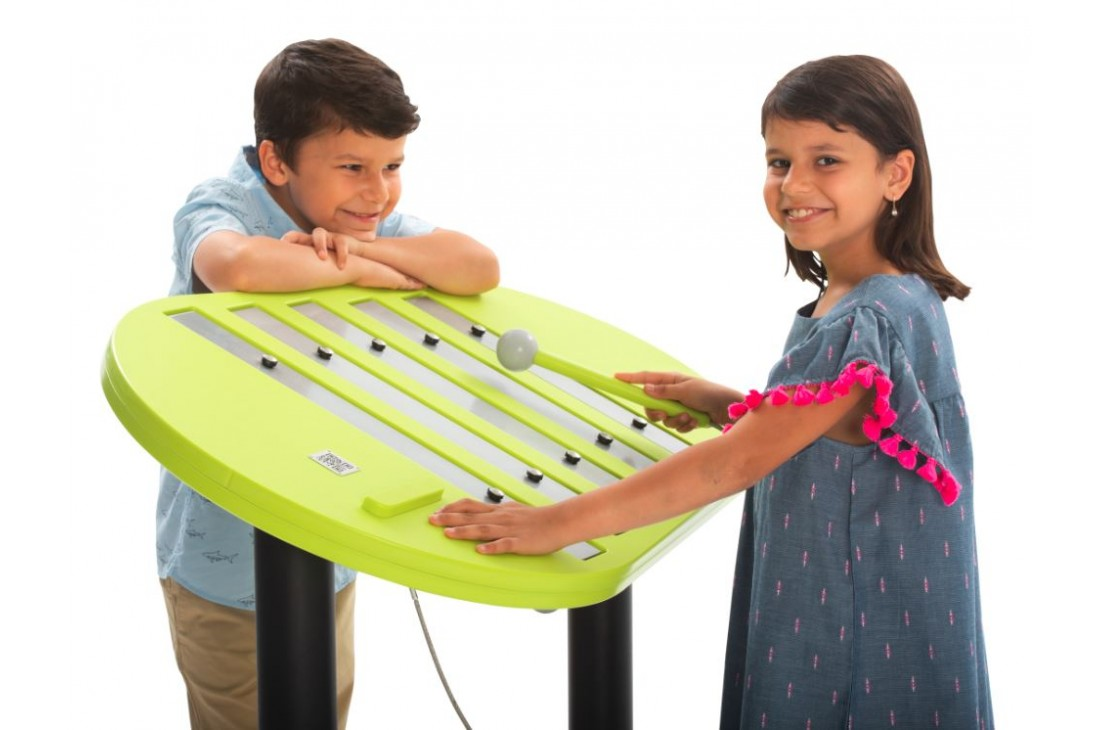 Xylophone Echo Piano - Musical Instrument Inclusive Commercial Play Equipment