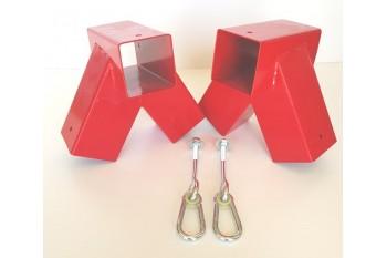 DIY Swing Set Construction Kit for a Single swing frame