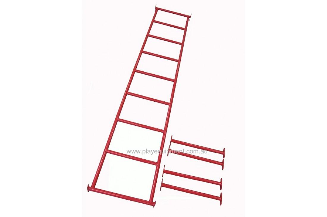 Monkey Bars & Step Rungs Red