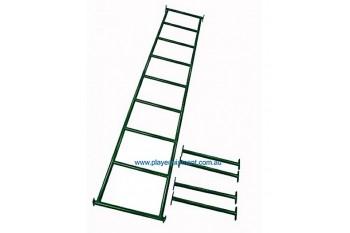 Monkey Bars & Step Rails Green