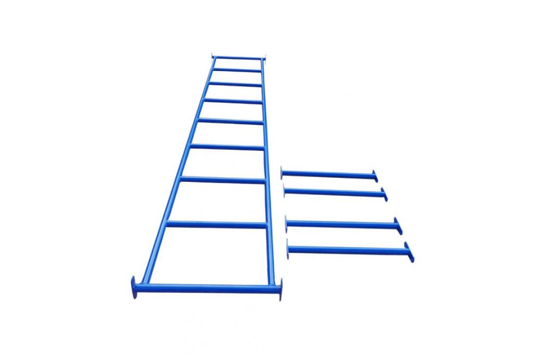 Monkey Bars & Step Rungs Blue