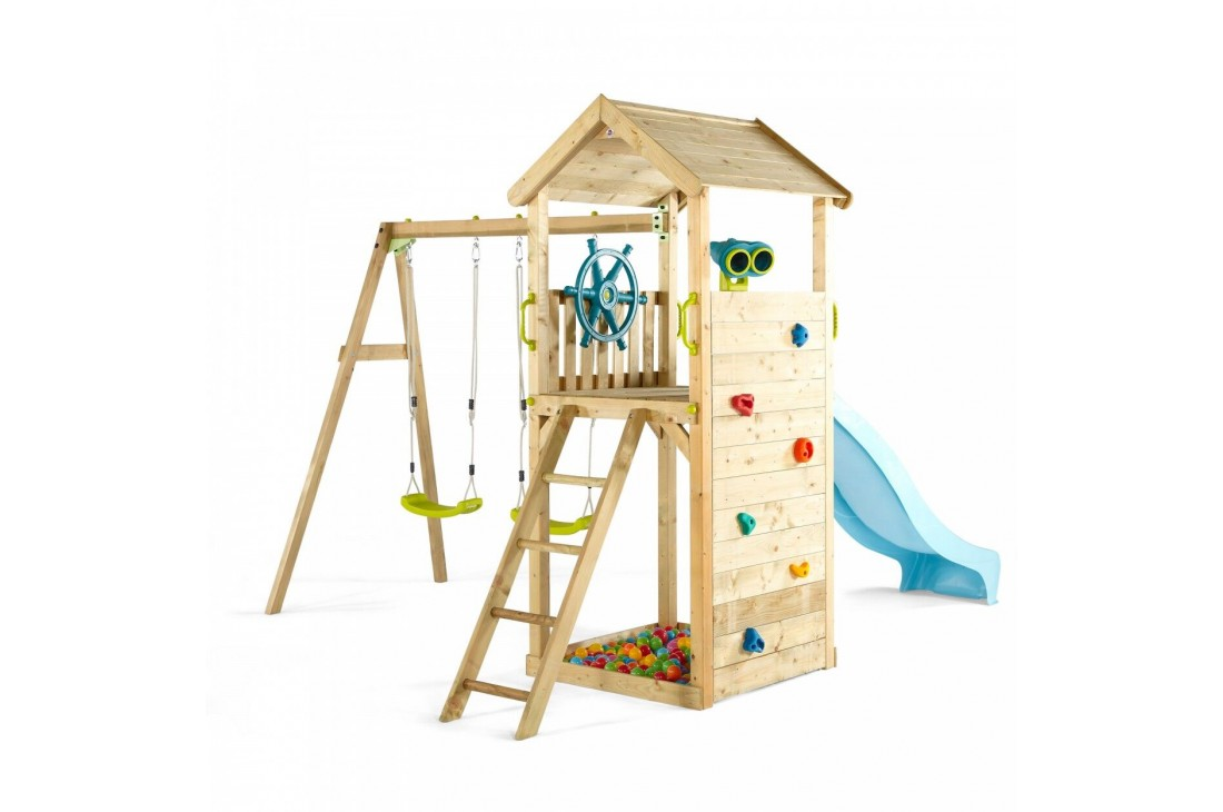 Lookout Tower Play Centre backyard play equipment