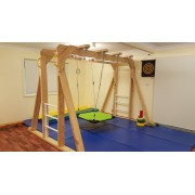 Indoor Sensory Therapy Gym Timber