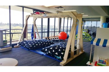 Indoor Home Therapy Gym (3.6m)