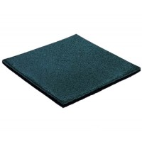 Blue 35mm Rubber Softfall Tiles (2 Pcs Per Bag)