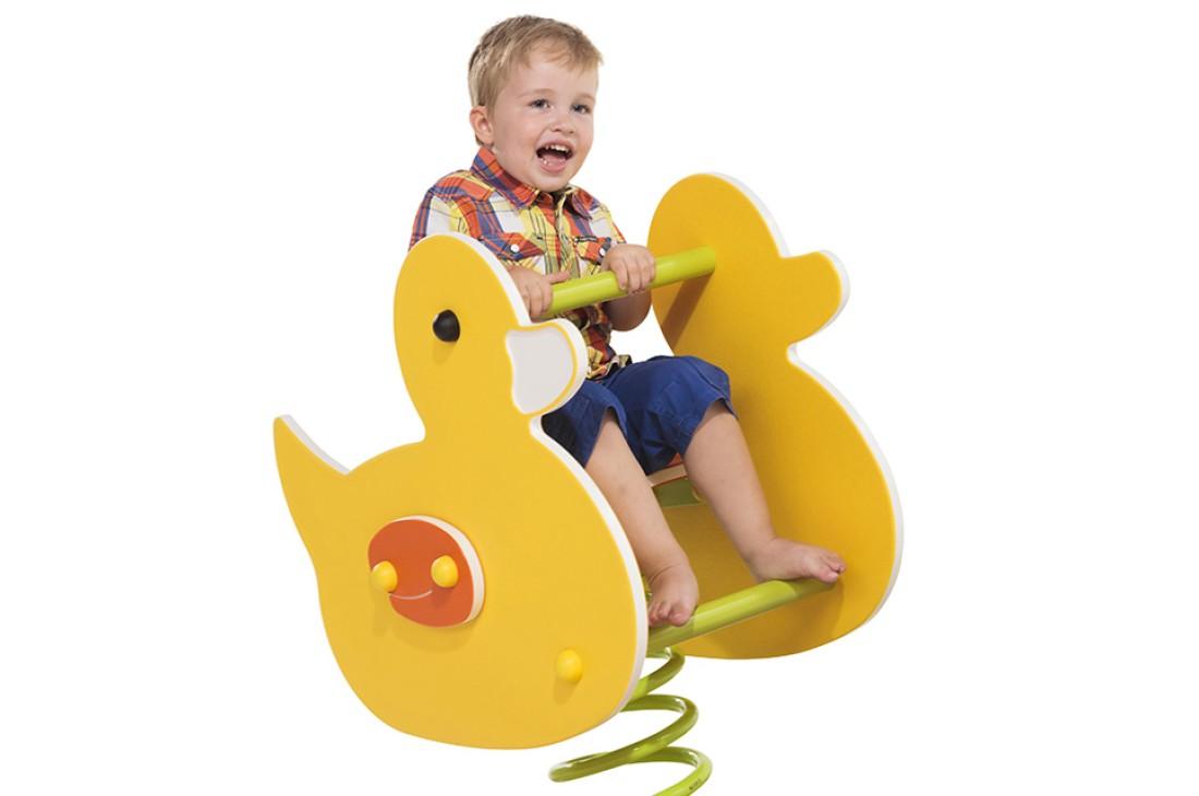Spring Rocker Duck