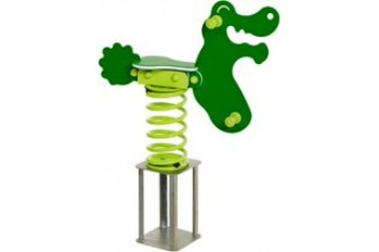 Crocodile Spring Rocker (Inground)