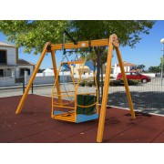 Wheelchair Swing Set