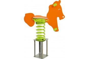 Horse Spring Rocker (Inground)