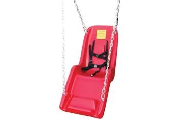 Jennswing Adaptive Swing Seat  RED