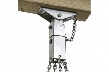 Birds Nest Swing Hanger - Stainless Steel Single Point KBT