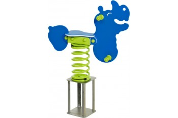Rhino Spring Rocker (Inground)