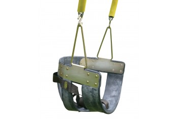 Adult Disabled Swing Seat  with Plastic coated Chain