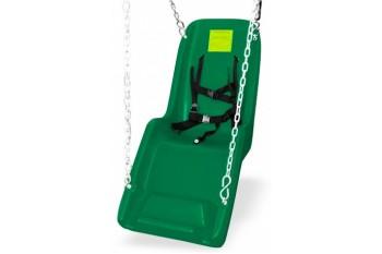 Jennswing Adaptive Swing Seat  GREEN