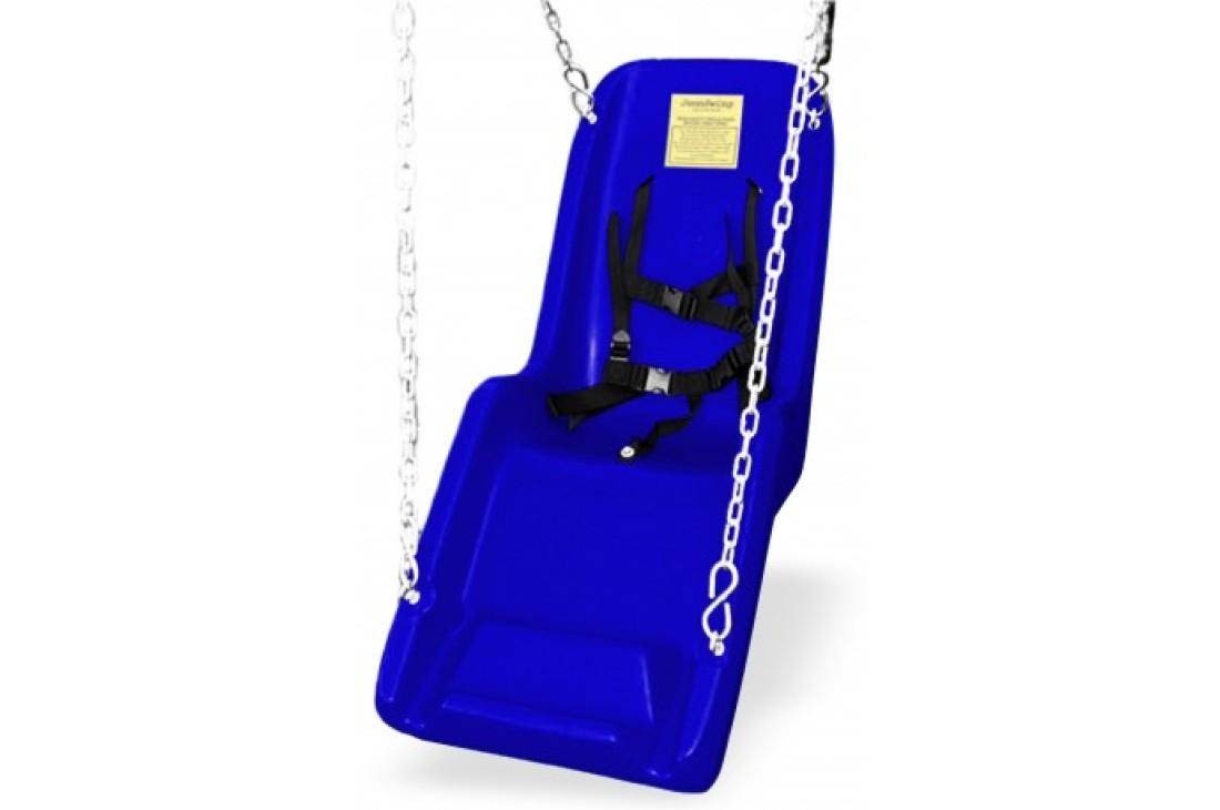 Jennswing Adaptive Swing Seat  BLUE
