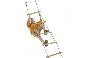 Rope Ladder Swing