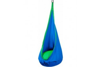 Pod Swing 'Waterproof' Blue  - Air cushion
